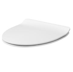 Сиденье для унитаза Cersanit Parva дюропластовое Slim Soft Close (K98-0136)