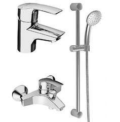 Набор смесителей для ванной Hansa Polo 464102000046