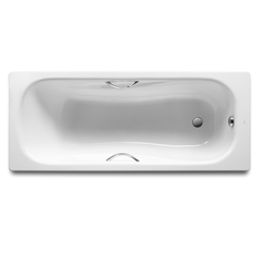 Ванна стальная Roca Princess 1700 (A220270001+A291021000)