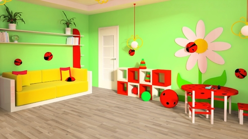 Ламинат Rooms Studio Eiche natur R0811