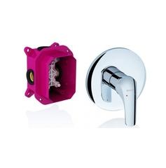 Смеситель для ванны и душа Ravak Rosa RS 066.00