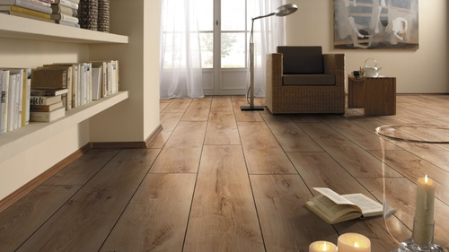 Ламинат Rooms Suite Eiche beige RV803