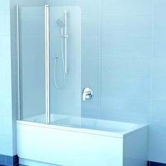 Штора для ванны Ravak CVS2, белый профиль