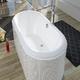 Ванна Riho Seth 180x86 (BB2200500000000)