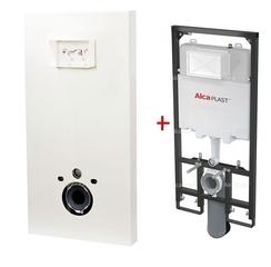 Система инсталляции Alca plast Slim Modul M1200 (белая)