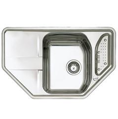 Кухонная мойка Teka Stena 45 E, полированная
