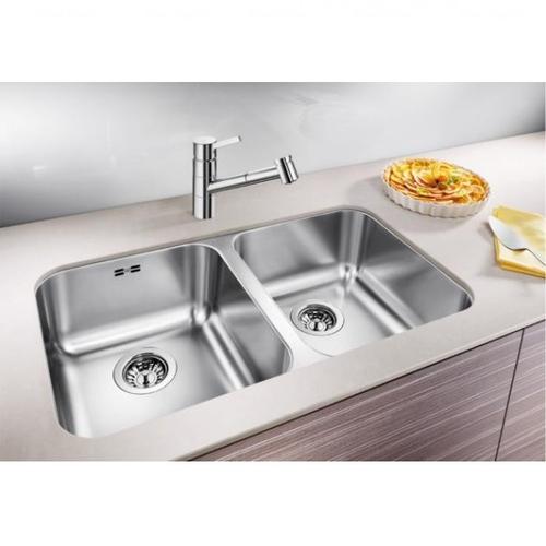 Кухонная мойка подстольная Blanco Supra 340/340-U
