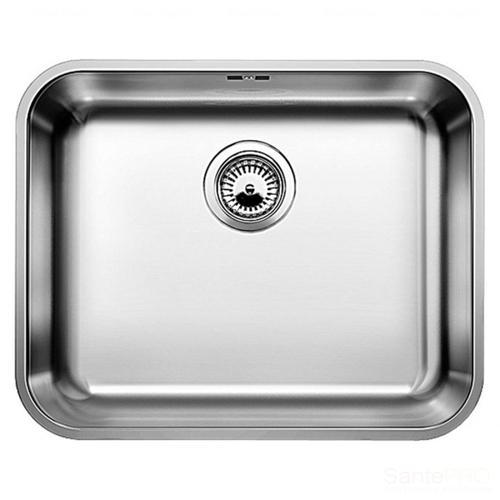 Кухонная мойка подстольная Blanco Supra 500-U корзинчатый вентиль корзинчатый вентиль