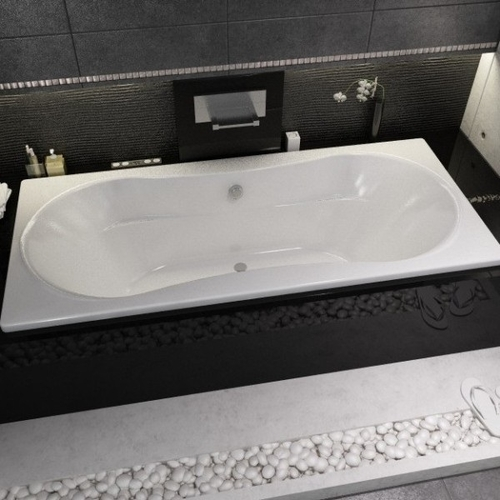 Ванна Riho Supreme 180x80 (BA5500500000000)