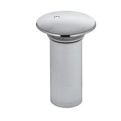 Tasso Plus патрубок для перелива воды с хромированной крышкой, 52 мм (A7162005)