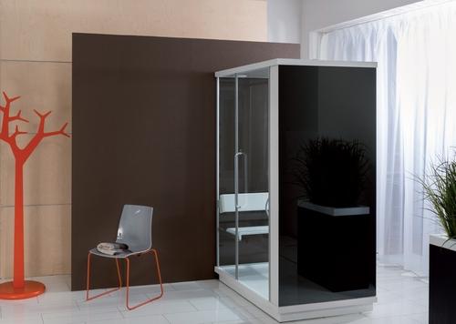Душевая кабина+паровая баня Balteco Tetris S4 (угловая)