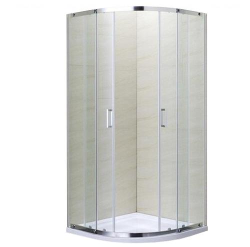 Душевая кабина Eger Tokai 90х90х185 см, без поддона, стекло+дверь(599-07/1)