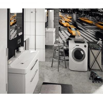 Умывальник мебельный Kolo Traffic 120, 1 отверстие обычное покрытие обычное покрытие