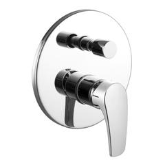 Смеситель для ванны и душа Imprese Jesenik VR-31140