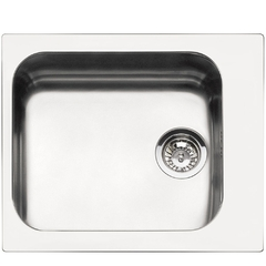 Кухонная мойка Smeg Alba VS45-P3