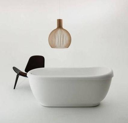 Ванна Balteco Vero 1670 мм белая белая