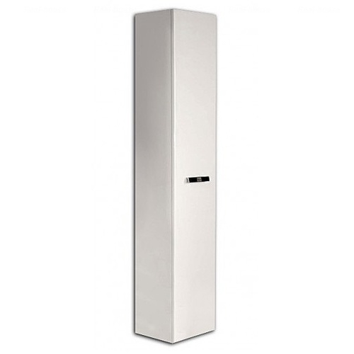 Пенал Roca Victoria 15000 белый, однодверный белый, однодверный