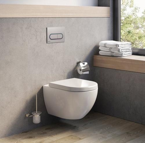 Унитаз подвесной Ravak WC Uni Chrome (X01516)