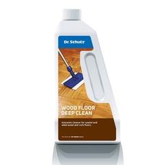 Очиститель для паркета Dr.Sсhutz Wood Floor Deep Clean