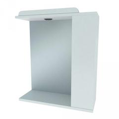 Зеркальный шкафчик Леос Мишель Z1-60, белый