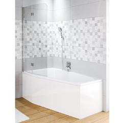 Штора для ванной Riho Novik Z500 Delta 150/160