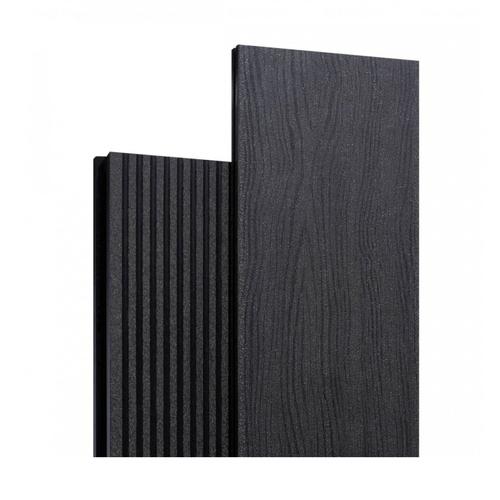 Террасная доска PolymerWood Massive Антрацит 2200150х20 мм