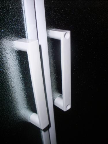 Душевая кабина Eger Tisza 90х90х185 см, без поддона (599-021/1) стекло + двери