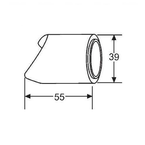 Комплект для углового монтажа Kludi (6211905-00)