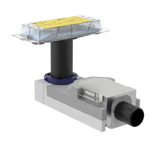 Корпус дренажного канала Geberit CleanLine от 90 см (154.150.00.1)