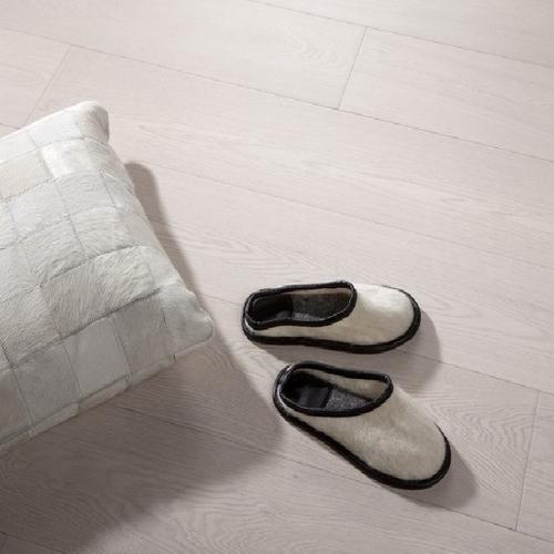 Паркетная доска Prima Floor Дуб ледяной
