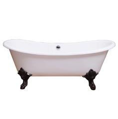 Ванна чугунная Devit Charlestone 182 (18378142)