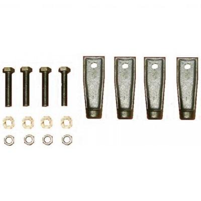 Набор ножек для чугунных ванн Roca (A150412330)