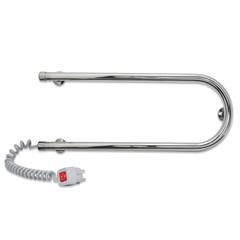Электрический полотенцесушитель Laris Змеевик 25 РС1 500х200, левое подключение (73207187)