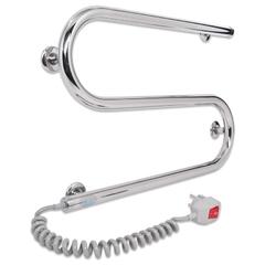 Электрический полотенцесушитель Laris Змеевик 25 РС2 500х330, левое подключение (73207189)