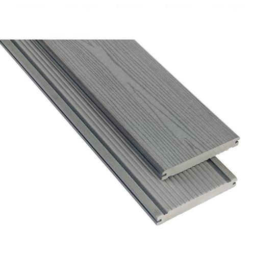 Террасная доска PolymerWood Massive Серый 2200150х20 мм