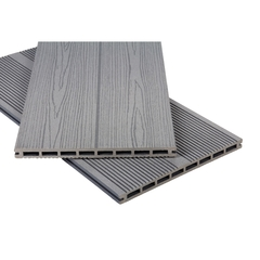 Террасная доска PolymerWood Privat Серый 2200х140х20 мм