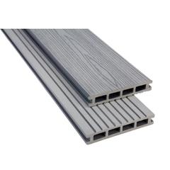 Террасная доска PolymerWood Premium Серый 2200х150х25 мм