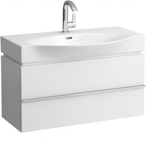 Тумба Laufen Palace 90 (1 ящик) белая белая