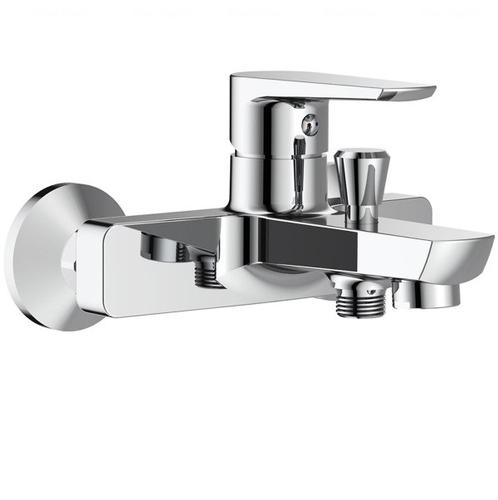 Смеситель для ванны и душа Imprese Breclav 10245 хром хром