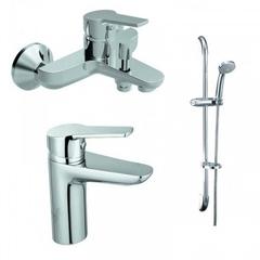 Набор смесителей для ванны Koller Pool Kvadro KR0200+KR0100+KR010
