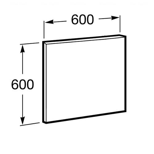 Зеркало Roca Victoria Basic 60 (A812326406)