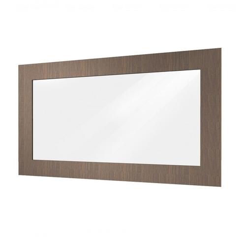 Зеркало Fancy Marble M1 (ЗР-1) белый/венге/серый белый/венге/серый